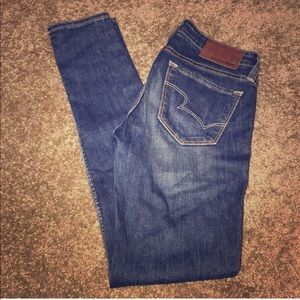 Big Star Remy Skinny Jeans Size 26